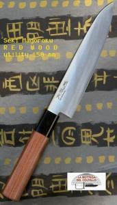 univerzální nůž 15cm red wood