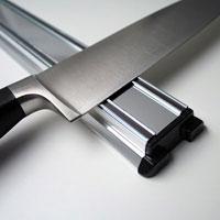 Magnetický držák na nože, hliník, 450 mm